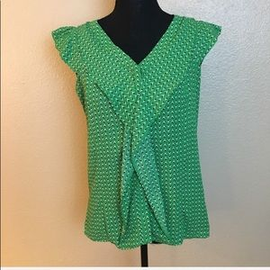 Worthington blouse sz S